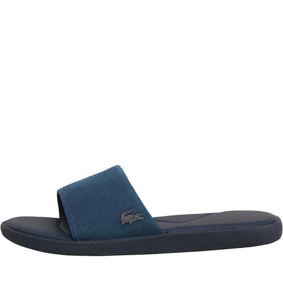 498e2766562b1 Lacoste Men s Slides